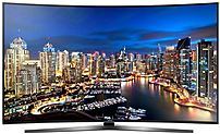 Samsung 7-Series UN55KU7500 55-inch Class UHD Smart Curved LED TV - 3840 x 2160 - 120 MR - 16:9 - HDMI,USB