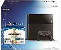 Click here for Sony PlayStation 4 3001491 500 GB Uncharted: The N... prices
