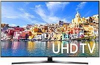 Samsung UN43KU7000 43-inch 4K Ultra HD Smart LED TV - 3840 x 2160 - 120 MR - Black