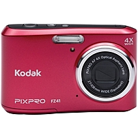 Introducing the FZ41, Friendly Zoom from the new KODAK PIXPRO collection of digital cameras