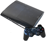 Sony Playstation 3 711719992424 12 Gb Game Console - Dualshock 3 Wireless Controller -  Wi-fi - Hdmi - Charcoal Black
