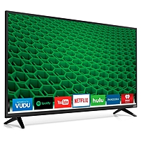 Vizio D60 D3 60 inch LED Smart TV 1920 x 1080 5 000 000 1 240 Clear Action DTS TruSurround Wi Fi HDMI