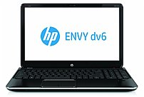 The HP Envy C2M11UA DV6 7210US Notebook PC is powered by the Next Gen AMD Quad Core A8 Accelerated Processor with Radeon HD 7640G Graphics