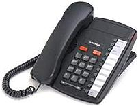 Aastra Technologies A126400001005 M9110 Single line Analog Corded Phone Charcoal