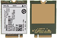 Dell Pn01c Em7355 Dw5808e Sierra Wireless Airprime Wifi Mini Pci-e Card For Dell Venuell Pro 7130 Wwan Card 2ndhx
