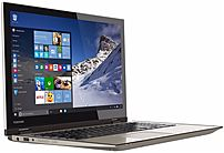With Toshiba Satellite PSLRAU 00P008 L55W C5280 Laptop PC an Intel i5 processor and 8 MB of RAM, this laptop has the processing power and memory to handle the latest games and applications