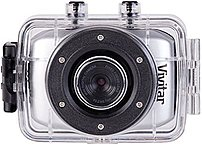 Vivitar DVR783 Waterproof HD Action Camcorder (Silver) DVR783HD-SIL