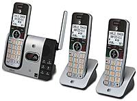 AT T CL82314 DECT 6.0 Cordless Telephone 3 Handsets