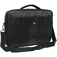 "V7 Professional Ccp21-9n Carrying Case For 16"" Notebook, Tablet, Smartphone, Business Card, Pen, Key - Weather Resistant Interior, Moisture Resistant Handle - Nylon - Handle - 16"" Height X 11.5"" Width X 3"" Depth"