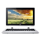 Acer Aspire SW5 171P 38YM 11.6 inch Touchscreen LED  In plane Switching  IPS  Technology  2 in 1 Netbook   Intel Core i3 i3 4012Y Dual core  2 Core  1.50 GHz   Hybrid   4 GB LPDDR3 RAM   60 GB SSD   Windows 8.1 Pro 64 bit   1920 x 1080 16 9 Display   Bluetooth   Wireless LAN   Front Camera Webcam   Micro HDMI   1 x Total USB Ports   1 x USB 3.0 Ports   Headphone Microphone Combo Port   6.50 Hour Battery Run Time   Dual core  2 Core