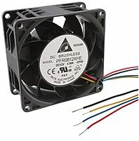 Dell PFR0812XHE Cooling Fan for PowerEdge C6100 - 12V DC - 4.90 A