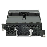 HP A58x0AF Front  port side  to Back  power side  Airflow Fan Tray   Front to Back Air Discharge Pattern  p Compatibility   p HP A5820X Switch  p   p