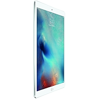 "Apple Ipad Pro 128 Gb Tablet - 12.9"" - Retina Display - Wireless Lan - Apple A9x - Silver - Ios 9 - Slate - 2732 X 2048 Multi-touch Screen 4:3 Display - Bluetooth - Imagination Technologies Powervr Series 7xt Graphics - Lightning - Sensor Type: Digital Co Ml0q2ll/a"