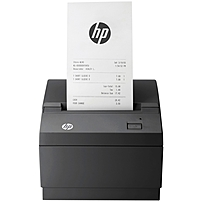 Complete your retail solution with the HP Value PUSB Receipt Printer, a single station thermal receipt printer designed for solid performance and reliability in retail environments.