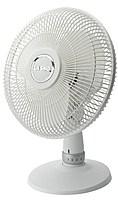 Lasko 046013453266 12 inch Performance Table Fan White