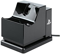 Power A 1346333 01 PlayStation 4 Charging Stand Black