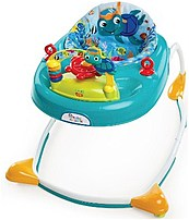 Let your baby explore the wonders of the ocean with the Baby Einstein 60590 Sea and Explore Walker