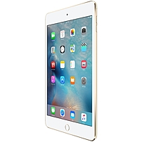 "Apple Ipad Mini 4 16 Gb Tablet - 7.9"" - Retina Display - Wireless Lan - Apple A8 Dual-core (2 Core) 1.50 Ghz - Gold - Ios 9 - Slate - 2048 X 1536 Multi-touch Screen 4:3 Display - Bluetooth - Imagination Technologies Powervr Gx6450 Graphics - Lightning - S Mk6l2ll/a"