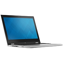 "Dell Inspiron 13 7000 13-7359 13.3"" (truelife, In-plane Switching (ips) Technology) 2 In 1 Notebook - Intel Core I5 I5-6200u Dual-core (2 Core) 2.30 Ghz - Convertible - Silver - 8 Gb Ddr3l Sdram Ram - 256 Gb Ssd - Intel Hd Graphics 520 Ddr3l Sdram - Windo I7359-6790slv"
