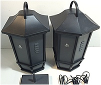 Acoustic Research WS2PK63 Portable Wireless Speakers - In...
