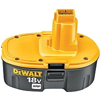 Dewalt Xrp Dc9096 Nickel Cadmium Hardware Tools Battery - Nickel-cadmium (nicd) - 18v Dc