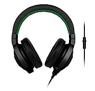 Kraken Rz04-01380100-r3u1 Pro  Analog Gaming Over-the-ear Headset For Pc, Xbox One And Playstation 4 - Black/green