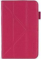 rOOCASE GA7TAB3OGSSMA Origami Slim Shell Case for Galaxy Tab 3 - Pink