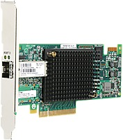 HP C8R38A SN1100E 16 GBps 1-Port Fiber Channel Host Bus Adapter