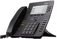 Adtran 1200769E1B IP 706 6-Line VoIP Phone - Black