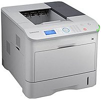 Samsung ML-5515ND Automatic Duplex Printing Black and White Laser Printer Workgroup - Up to 55 ppm - Up to 1200 x 1200 dpi - Hi-Speed USB 2.0