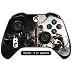 Tom Clancys Rainbow Six Siege Controller Gear Skin is the perfect accessory for any Rainbow Six fan  This high grade, perfect fit skins have an easy on easy off adhesive that will not leave any residue