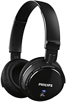 Philips Shb5500bk/27 Wireless Bluetooth Over-ear Headphone - Black