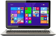 Toshiba Satellite Psptlu-00c004 S55t-c5324-4k Notebook Pc - Intel Core I7-4720hq 2.6 Ghz Quad-core Processor - 12 Gb Ddr3 Sdram - 1 Tb Hard Drive - 15.6-inch Touchscreen Display - Windows 10 Home 64-bit Edition