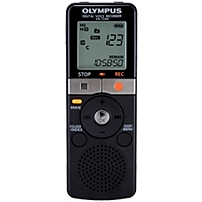 Olympus Vn-7200 2gb Digital Voice Recorder - 2 Gb Flash Memory - Headphone - 1151 Hourspeacerecording Time - Portable V404130bu000