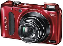 Fujifilm Finepix F660EXR-RED 16.0 Megapixel Digital Camera - 15x Optical Zoom - 3-inch LCD Display - Red