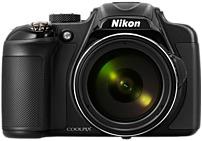 Every Nikon 13458 P600 16.1 Megapixels Coolpix Digital Camera is designed around a genuine NIKKOR glass lens, the legendary optics that has helped make Nikon famous
