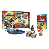Activision Skylanders Superchargers Starter Pack - Action/Adventure Game - Wii U 047875875104 047875875104