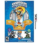 Activision 047875841543 Skylanders Spyros Adventure Starter Pack for Nintendo 3DS 047875841543