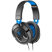 Turtle Beach Ear Force Recon 50P Stereo Gaming Headset for PlayStation 4 - Stereo - Mini-phone - Wired - Over-the-head - Binaural - Circumaural TBS-3303-01 TBS-3303-01