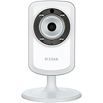 D-link Dcs-933l Network Camera - Color, Monochrome - 640 X 480 - Cmos - Cable, Wireless - Wi-fi - Fast Ethernet