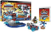 Activision 414386916228 Skylanders SuperChargers Gaming Figures Starter Pack - PS3 414386916228