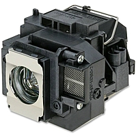 P Genuine, ultra high efficiency  UHE  projector lamp is designed to replace the original Epson projector lamp included with the PowerLite 1220, 1260  EX2200, 3200, 5200, 7200  VS200 multi media projectors