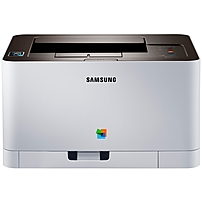 Samsung Xpress Sl-c410w Laser Printer - Color - 2400 X 600 Dpi Print - Plain Paper Print - Desktop - 19 Ppm Mono / 4 Ppm Color Print - 150 Sheets Standard Input Capacity - 20000 Pages Per Month - Manual Duplex Print - Ethernet - Wireless Lan - Usb Sl-c410w/xaa