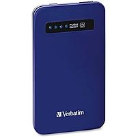 Verbatim Ultra-Slim Power Pack, 4200mAh - Cobalt Blue - TAA Compliant 98455 98455