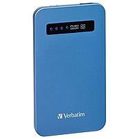 Verbatim Ultra-Slim Power Pack, 4200mAh - Aqua Blue 98451 98451