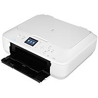 "Canon Pixma Mg5620 Inkjet Multifunction Printer - Color - Photo Print - Desktop - Copier/printer/scanner - 12.2 Ipm Mono/8.7 Ipm Color Print (iso) - 44 Second Photo - 4800 X 1200 Dpi Print - 1 X Input Tray 100 Sheet - 2.5"" Lcd Touchscreen - 1200 Dpi Optic 9487b022"