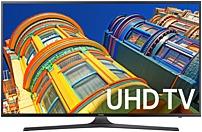 Samsung UN65KU6290 65-Inch 3840 x 2160 4K UHD TV (2016 Model) -  UN49KU6500FXZA