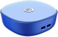 P  Just two inches tall, the compact, cloud connected HP Stream Mini packs the power of a traditional PC