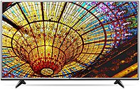 LG UH5500 65UH5500 65 inch 4k Ultra HD LED Smart TV 3840 x 2160 TruMotion 120 Hz webOS 3.0 Magic Remote Wi Fi HDMI
