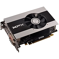 Xfx Radeon R7 260x Graphic Card - 1.08 Ghz Core - 1 Gb Ddr3 Sdram - Pci Express 3.0 X16 - Dual Slot Space Required - 6400 Mhz Memory Clock - 128 Bit Bus Width - 4096 X 2160 - Crossfire - Fan Cooler - Directcompute 11, Directx 11.2, Opencl 1.2, Opengl 4.3 R7-260x-znj4
